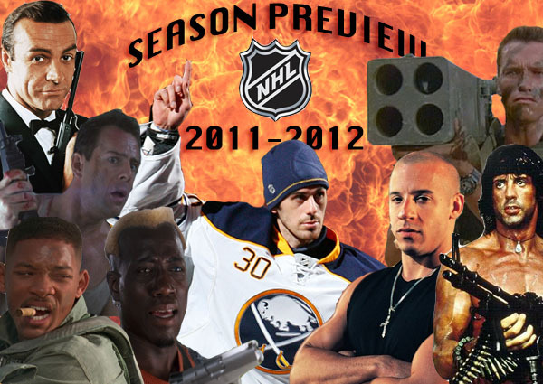 NHL Season Preview 2011 - 2012